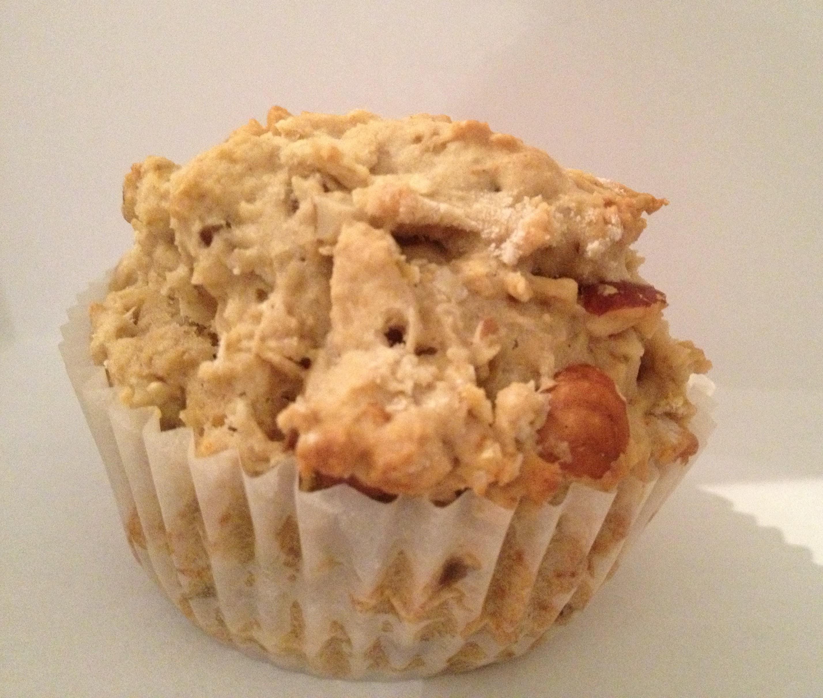 Haselnuss-Dattel Muffins