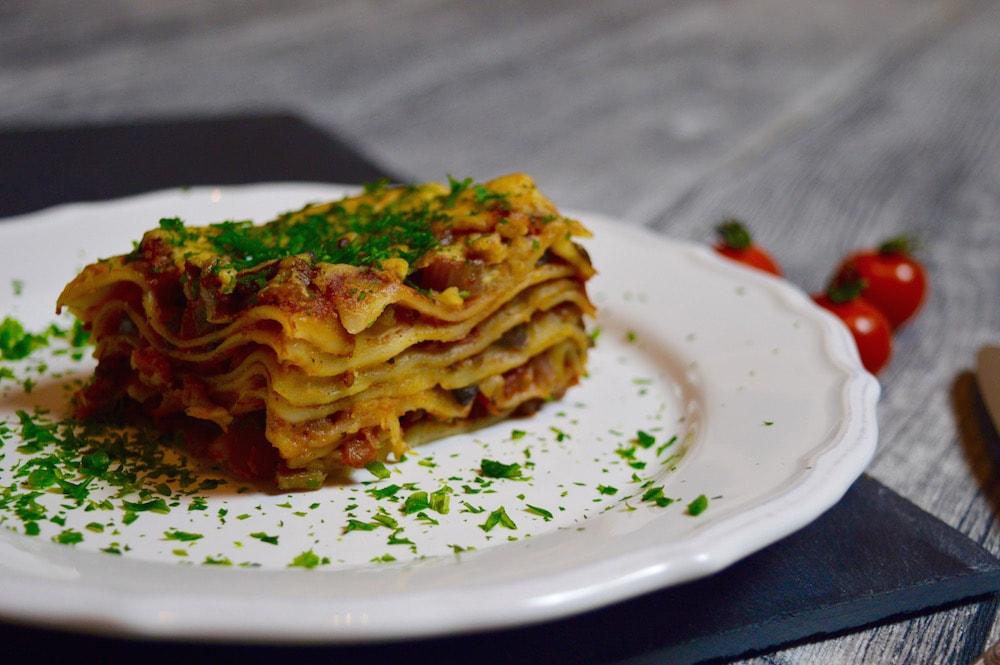 Lasagne – fast ganz klassisch