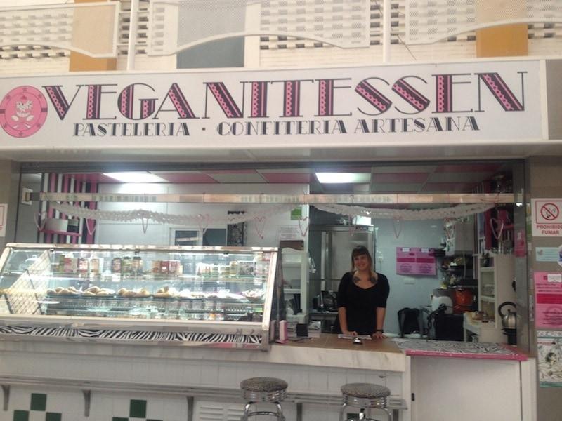 Das Veganitessen in Sevilla