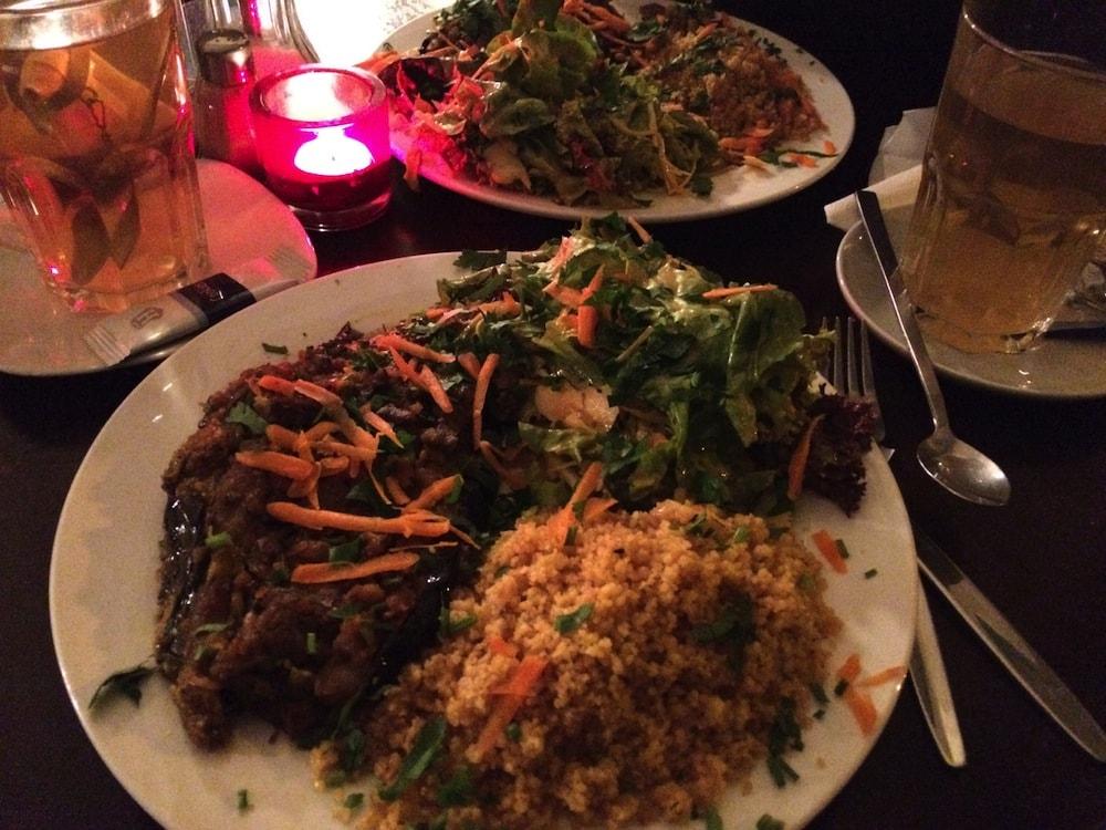 Das Café Habibi – vegan Schlemmen in Darmstadt