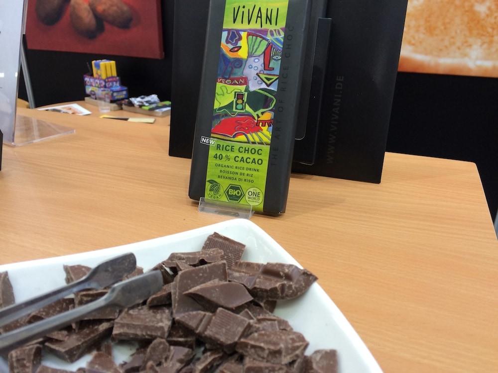 Viviani Reis-Milch-Schokolade