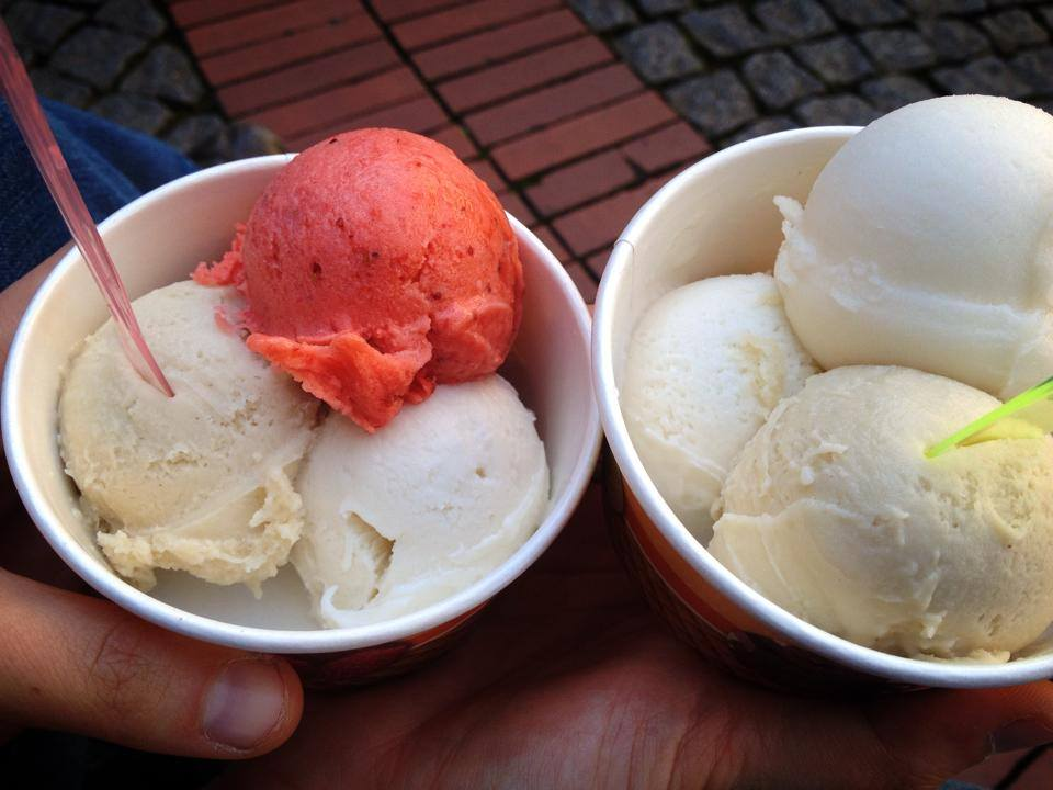 Veganes Eis in Darmstadt: Coccola – die Eis-Macher