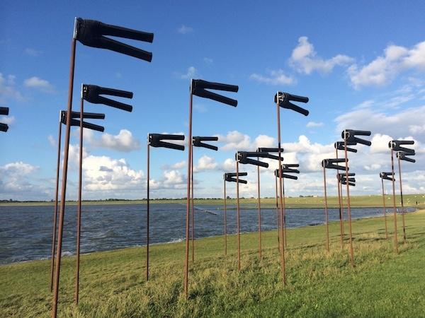 Windhosen in Husum