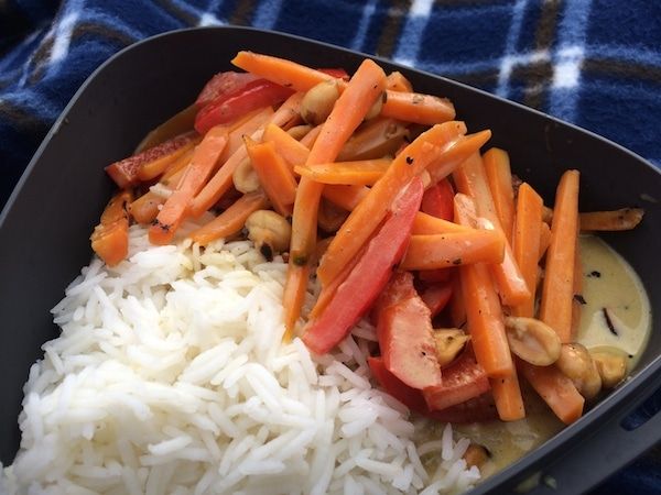 Radtour Essen vegan 2