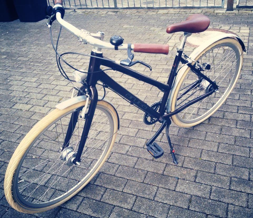 Mein schönes Fahrrad