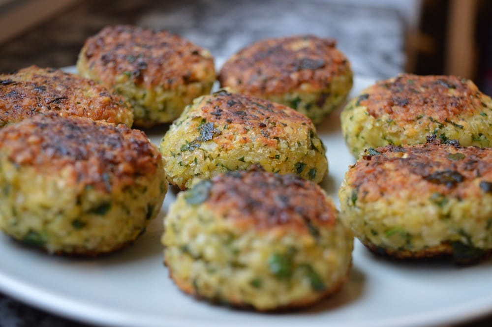Falafel – oder: veganes Kichererbsen-Glück