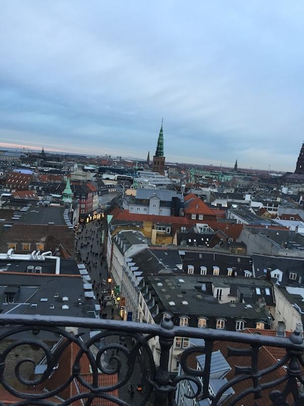 Ausblick vom runden Turm