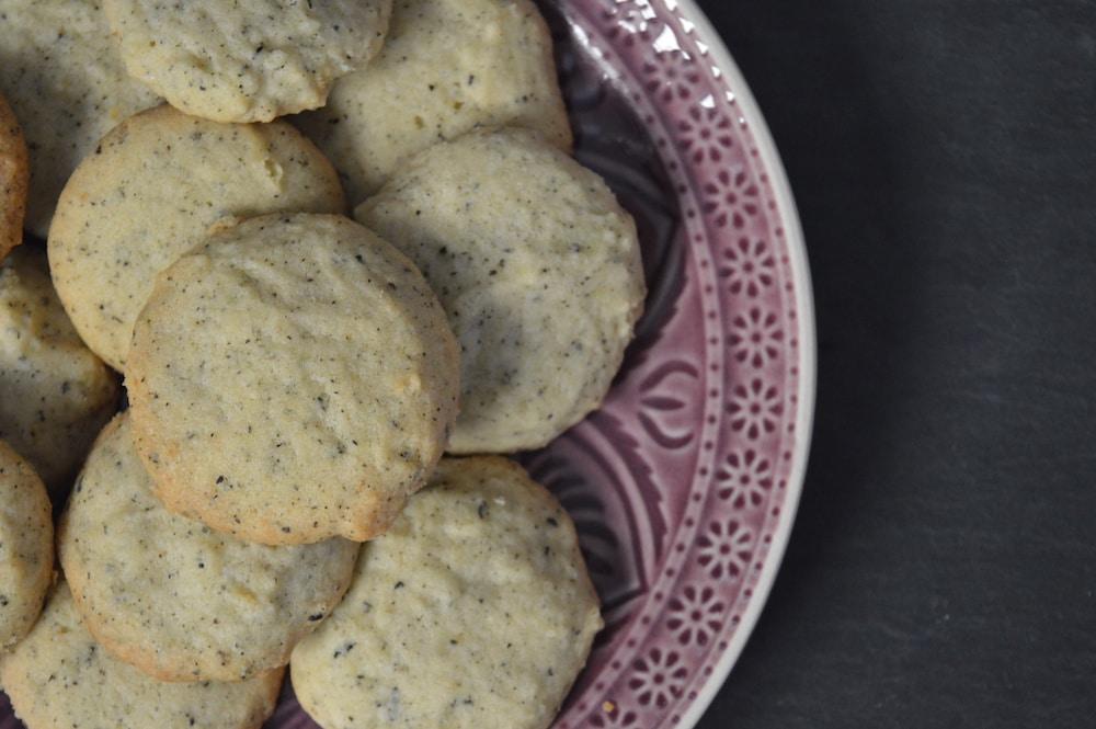 Earl Grey Kekse Captains Cookies vegan