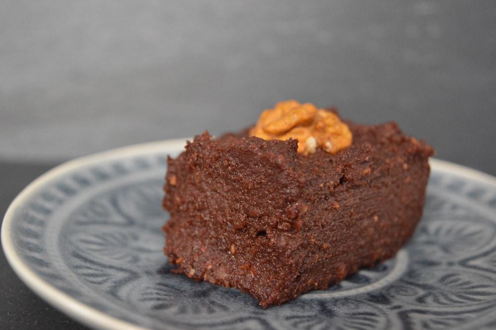 Rohkost Schoko-Brownies
