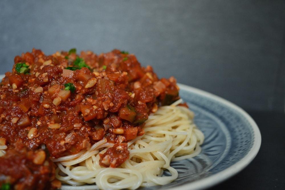 Spaghetti Bolognese reloaded