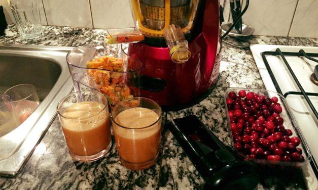 Saftfasten – ein Experiment von und mit zwei veganen Genießerinnen