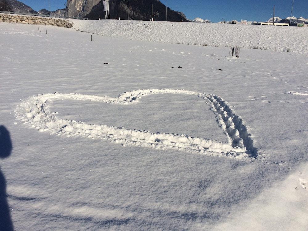 Schnee-Quatsch