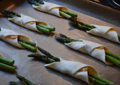 Verliebte Spargel - how to - 8