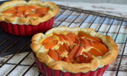 Aprikosen-Tartletts für Back-Notfälle