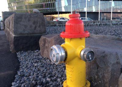 süßer Hydrant